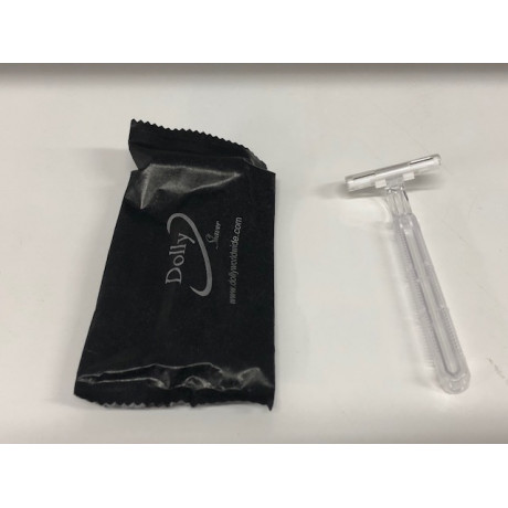Shaving Razor Disposable Economical individually wrapped 250/Case