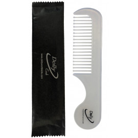 Dolly Hotel Guest Hair Combs in Paper Packaging 12/Case