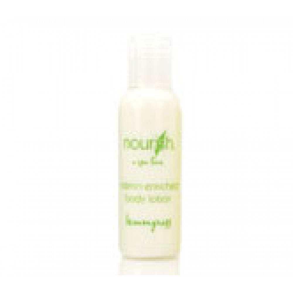 Nourish® Lemongrass Body Lotion Bottle 1.0 oz. 200/Case