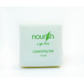 Nourish® Cleansing Soap Bar Green Tea w/ Carton 1.5 oz. 200/Case