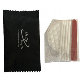 Dolly Hotel Guest Vanity Kit in Paper Packaging 12/Pack