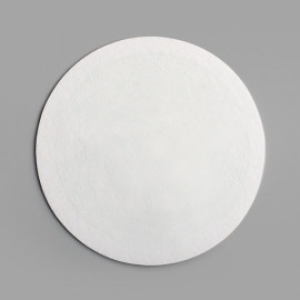 "Paper Coaster cover cap 4"" Diameter 500/Case"