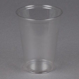 Hotel and Motel Plastic Cups 9 oz. individually wrapped 1000/Case