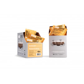 OneCoffee Breakfast Blend Coffee Single Serve Cups 72/Case