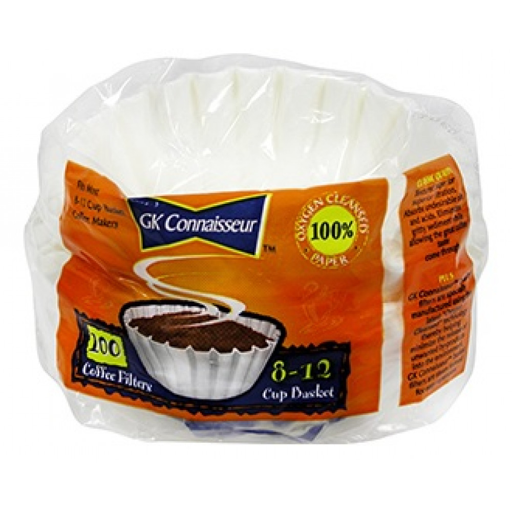 Premium Coffee Filters Disposable 100 per pack 24/Case