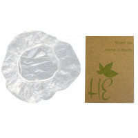 Hotel & Motel Shower Cap in Eco Friendly Box Packaging 50/Case