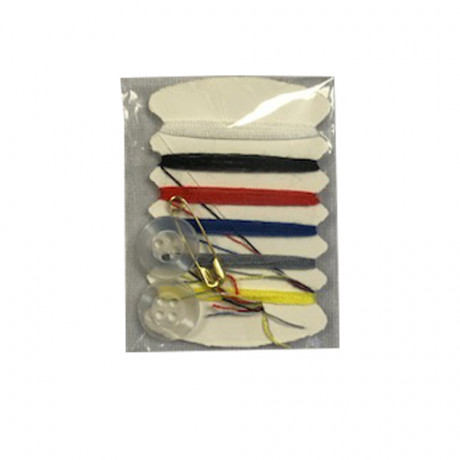 Hotel Guest Sewing Kit & Accessories in Eco Friendly Box Packaging 50/Case