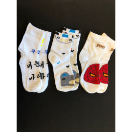 Hospitality Emporium Ladies Socks Assorted colors 10/Pack