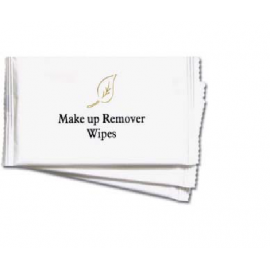 Hospitality Emporium® Makeup Remover Cleansing Travel Wipes 100/Case