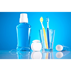 Dental Floss, Mouthwash & Rinses
