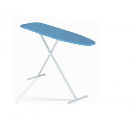 Mainstays T-Leg Ironing Board 54x13x35 Blue color