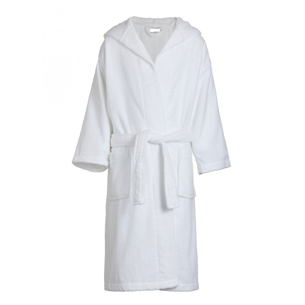 4f3028f323 Dolly Kids Terry Velour Hooded Robes 3-6 years old White Color ...