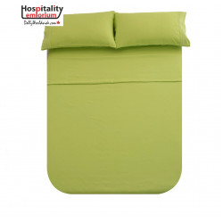 Microfiber Sheet Sets with Deep pockets- Hypoallergenic Green Color