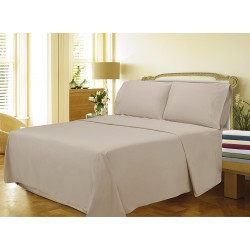 Microfiber Sheet Sets with Deep pockets- Hypoallergenic Tan Color
