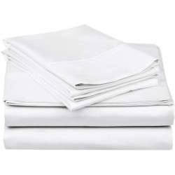 Merit Collection T-250 Luxury Percale Hospitality Sheets