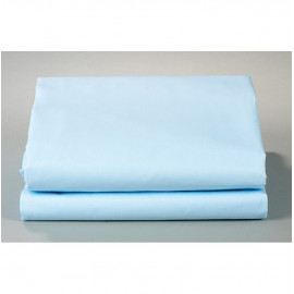 "Thomaston Mills T-180 Spa Sheet FITTED 36""x 80""x 9"" Made In USA Blue 3/Pack"