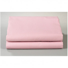 "Pillow Cases TC 180 Percale (50%C-50%P) Rose Standard 32""x 21"" Made in USA 6/Pack"