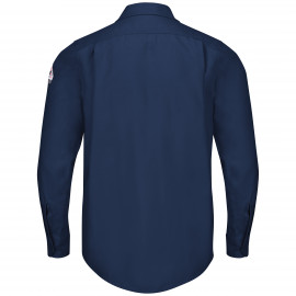 Bulwark IQ Series® Endurance Work Shirt Navy