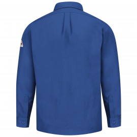 Bulwark Deluxe Shirt Nomex 4.5oz Royal Blue