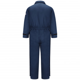 Bulwark Men Premium Insulated Coverall Navy Color