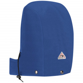 Bulwark Parka Hood With Reflective Trim Royal Blue 2/Pack