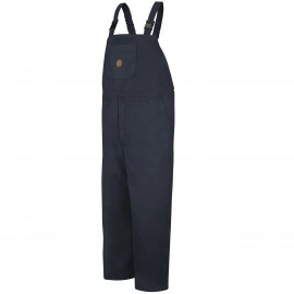 Red Kap Insulated Blended Duck Bib Overall Navy color