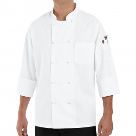 Chef Designs Executive Chef Coat 2/Pack