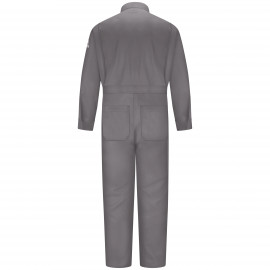 Bulwark Men Premium Coverall Grey Color