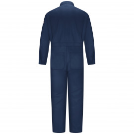 Bulwark Men Premium Coverall Navy Color