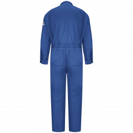 Bulwark Men Premium Coverall Royal Blue Color