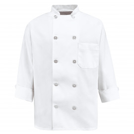 Chef Designs women's chef Coat 2/Pack