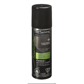 Tresemme hair spray extra hold travel 43 gm 12/Pack