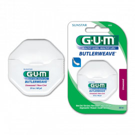 GUM Floss, Flossers & Soft Picks 12/Pack
