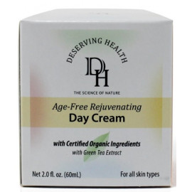 Deserving Health Age-Free Rejuvenating Day Cream 3/Pack