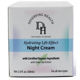 Deserving Health Hydrating Lift-Effect Night Cream 3/Pack