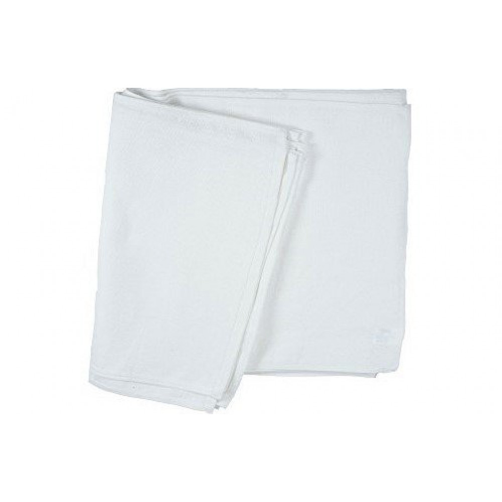 "Kitchen Huck Towels 100% Cotton White 27""x 17"" 12/Pack"