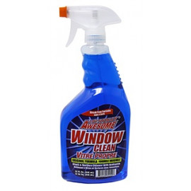 Glass & Surface Cleaner Spray 32 oz. 12/Case