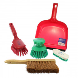 Brooms, Dustpans & Brushes