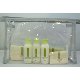 Serene Elements® Toiletries Travel Kit Made in USA 4/Pack