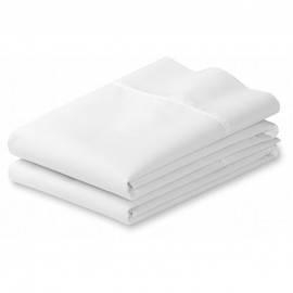"Adonis TC180 Percale Standard Pillowcase Size 30""x 21"" White 12/Pack"