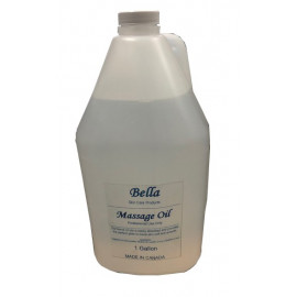 Spa Massage Oil Unscented Made in Canada Gallon 3.78 L
