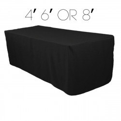 Fitted Table Covers (Box Style)