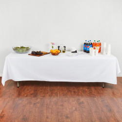 Cloth Rectangle Table covers Multi-color