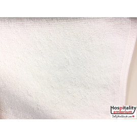 Double Loop Series Premium Velour Cotton Face Towels 12x12 wt. 1.60 lbs/dz. 12/Pack