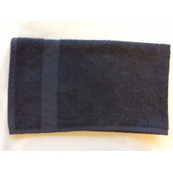 Beauty Salon Towels  Economical Solid Colored Hand Towels 27x16 wt. 2.75 lbs/dz. Black 12/Pack