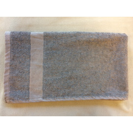 Beauty Salon Towels  Economical Solid Colored Hand Towels 27x16 wt. 2.75 lbs/dz. Grey 12/Pack