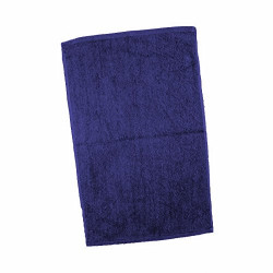 Beauty Salon Towels  Economical Solid Colored Hand Towels 28x16 wt. 3.50 lbs/dz. Navy 12/Pack