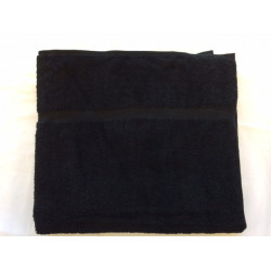 Dolly Extra Soft Bamboo Hand Towels 30x16 wt. 5.00 lbs/dz. Black 12/Pack