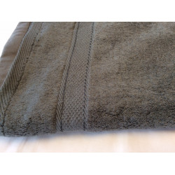 Dolly Extra Soft Bamboo Hand Towels 30x16 wt. 5.00 lbs/dz. Grey 12/Pack