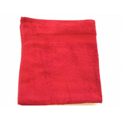 Dolly Extra Soft Bamboo Hand Towels  30x16 wt. 5.00 lbs Red 12/Pack